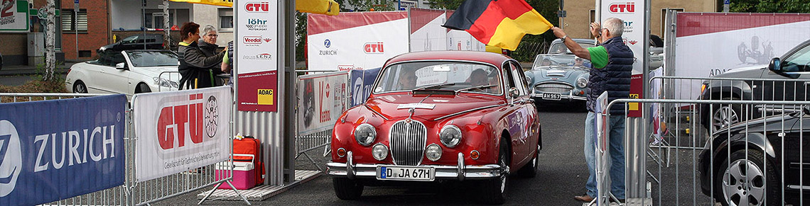 Livestream aus dem Oldtimer: Zurich on Tour